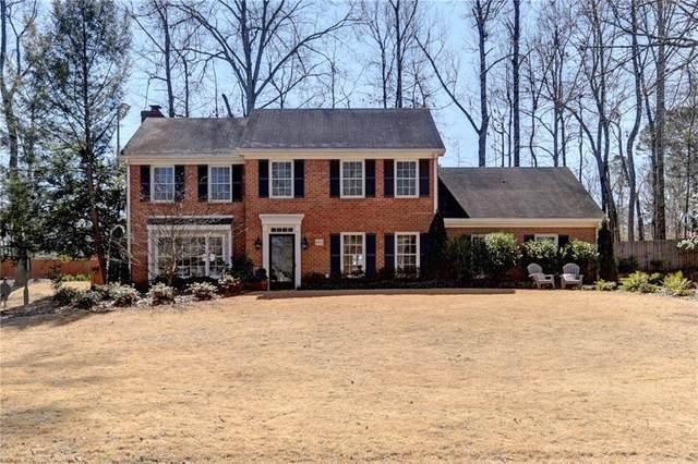 243 Hunting Creek Drive, Marietta, GA 30068 (MLS #6844671) :: Path & Post Real Estate