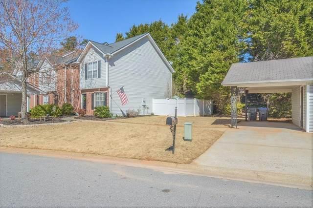 4110 Glen Iris Drive #4110, Cumming, GA 30040 (MLS #6844685) :: North Atlanta Home Team