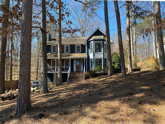3281 Mills Ridge Drive, Canton, GA 30114 (MLS #6845688) :: Kennesaw Life Real Estate