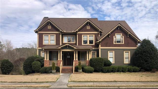 1696 Carrington Pointe, Tucker, GA 30084 (MLS #6845691) :: Thomas Ramon Realty