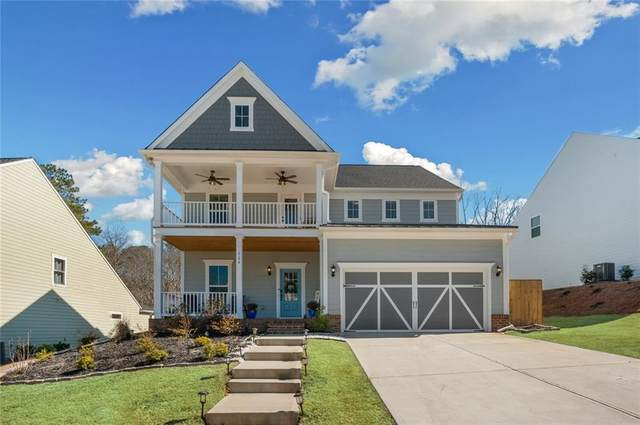 124 Academy Lane, Canton, GA 30114 (MLS #6845696) :: Good Living Real Estate