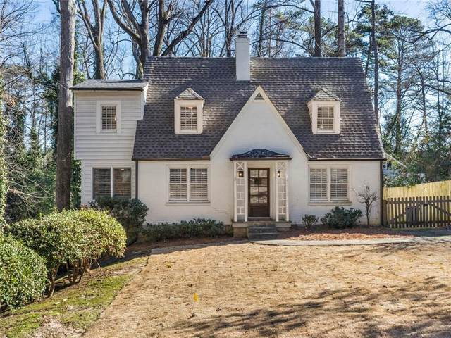 3107 Dale Drive NE, Atlanta, GA 30305 (MLS #6845699) :: Scott Fine Homes at Keller Williams First Atlanta