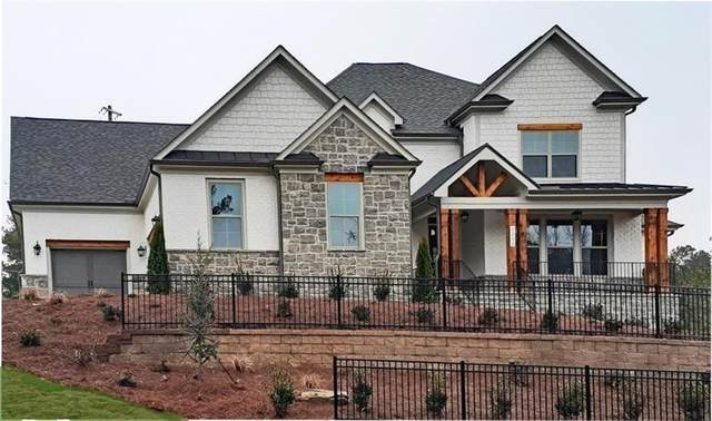 1232 Carl Sanders Drive, Acworth, GA 30101 (MLS #6845702) :: Rock River Realty