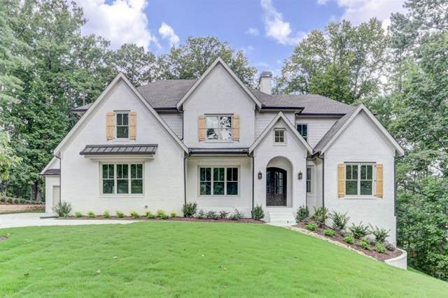 6526 Cherry Tree Lane, Sandy Springs, GA 30328 (MLS #6845703) :: The Kroupa Team | Berkshire Hathaway HomeServices Georgia Properties