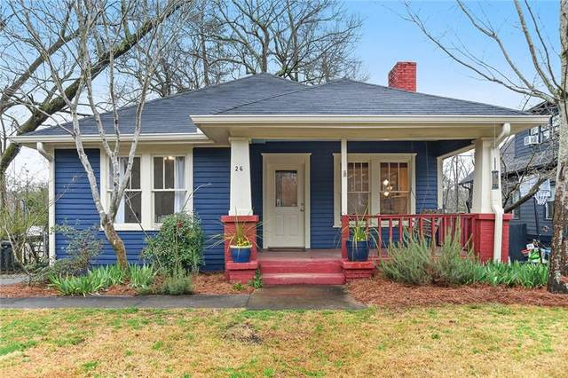 26 Rogers Street SE, Atlanta, GA 30317 (MLS #6845714) :: The Butler/Swayne Team
