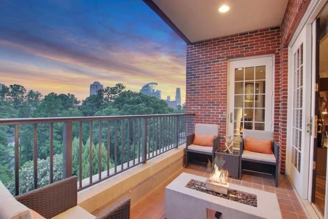 3657 Peachtree Road NE 6B, Atlanta, GA 30319 (MLS #6845720) :: Path & Post Real Estate