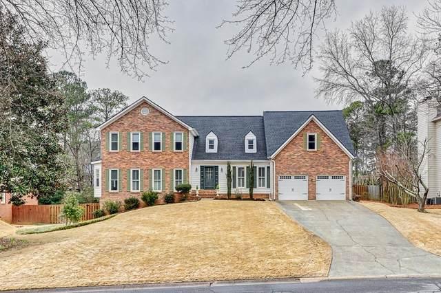 3129 Twin Lakes Drive NE, Marietta, GA 30062 (MLS #6845740) :: North Atlanta Home Team
