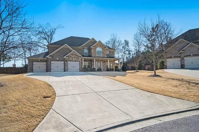 4540 Saint Andrews Crest Drive, Cumming, GA 30040 (MLS #6845743) :: Good Living Real Estate
