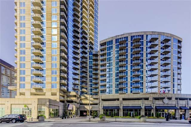 400 W Peachtree Street NW #3514, Atlanta, GA 30308 (MLS #6845750) :: Path & Post Real Estate