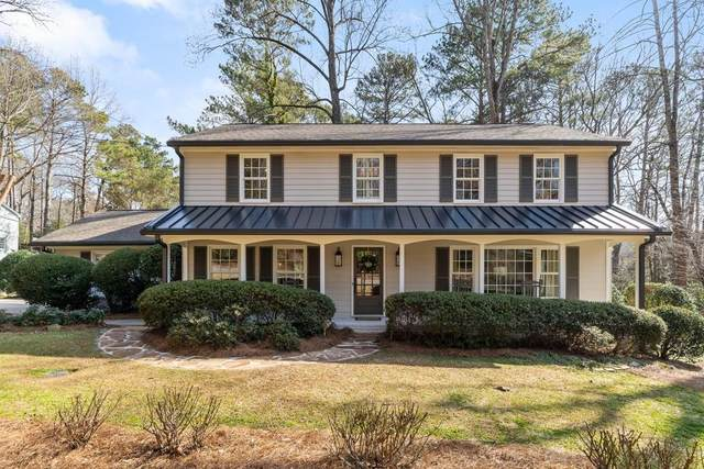 7105 Faunsworth Drive, Sandy Springs, GA 30328 (MLS #6845752) :: The Kroupa Team | Berkshire Hathaway HomeServices Georgia Properties