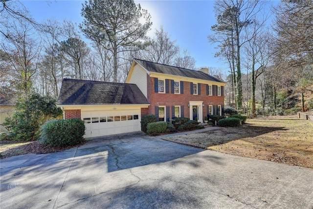 4612 Bentley Place, Peachtree Corners, GA 30096 (MLS #6845780) :: North Atlanta Home Team
