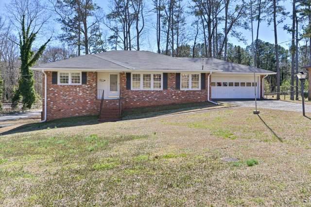 1829 Gherry Drive, Austell, GA 30106 (MLS #6845782) :: The Butler/Swayne Team