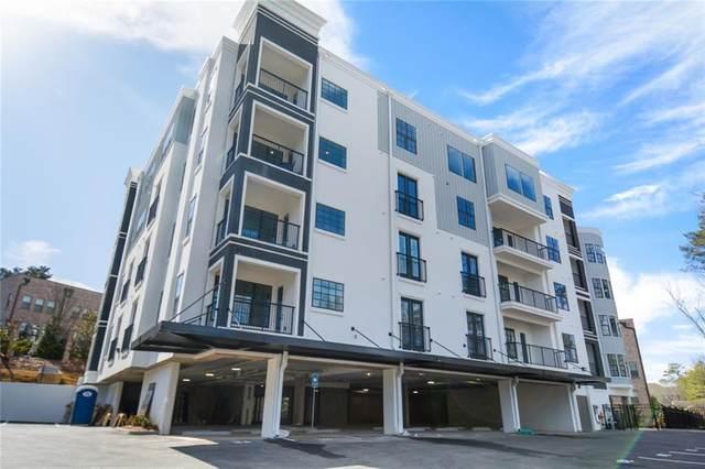 6890 Peachtree Dunwoody Road #303, Sandy Springs, GA 30328 (MLS #6845806) :: Path & Post Real Estate