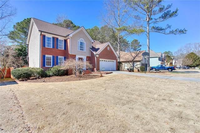 145 Channings Lake Drive, Lawrenceville, GA 30043 (MLS #6845811) :: Lakeshore Real Estate Inc.