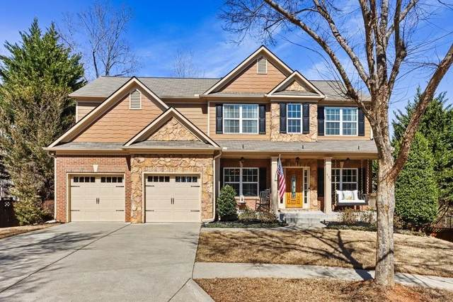 433 Deepstream Crossing, Canton, GA 30115 (MLS #6845820) :: Kennesaw Life Real Estate