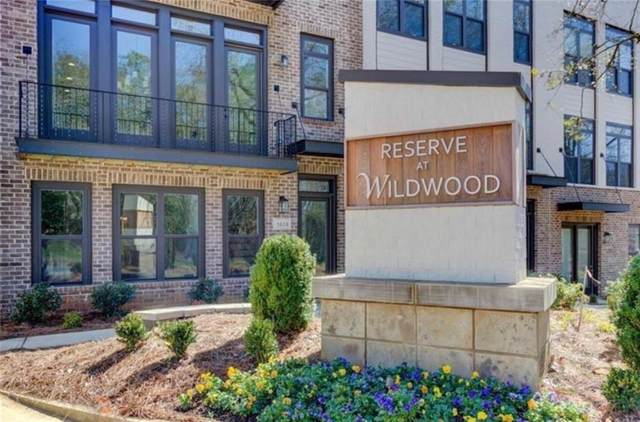 1530 Aldworth Place #27, Atlanta, GA 30339 (MLS #6845830) :: North Atlanta Home Team