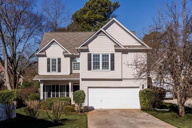 3730 Summer Rose Drive, Chamblee, GA 30341 (MLS #6845831) :: North Atlanta Home Team