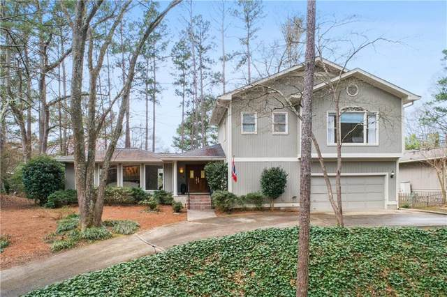 1240 Old Woodbine Road, Sandy Springs, GA 30319 (MLS #6845839) :: The Cowan Connection Team
