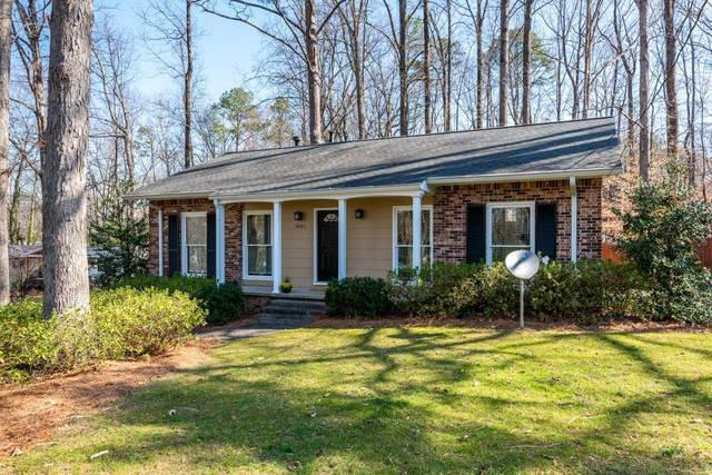 3645 Hickory Circle SE, Smyrna, GA 30080 (MLS #6845840) :: Tonda Booker Real Estate Sales