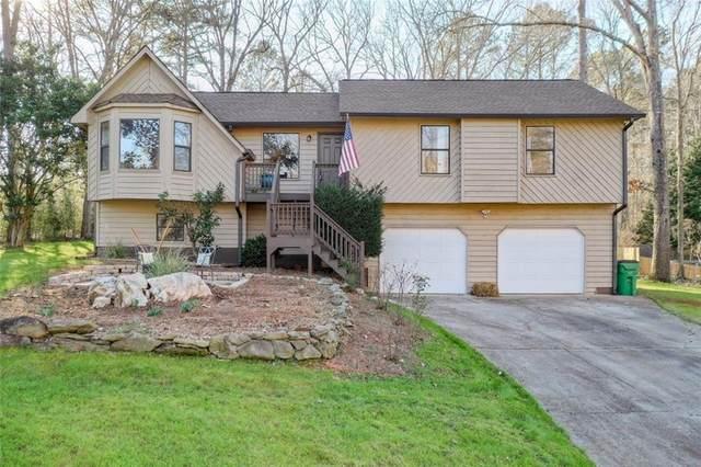 6017 Twin Pines Way, Acworth, GA 30102 (MLS #6845844) :: Kennesaw Life Real Estate