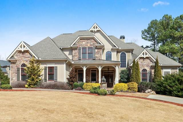 4050 Cooks Farm Drive NW, Kennesaw, GA 30152 (MLS #6845851) :: Path & Post Real Estate