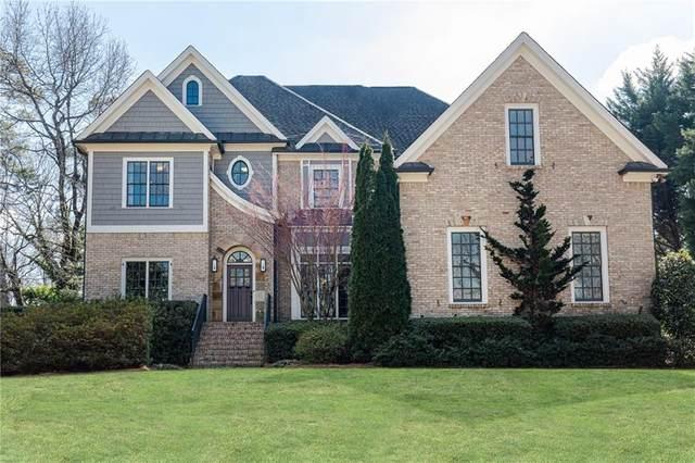 1401 Oconee Pass NE, Brookhaven, GA 30319 (MLS #6845867) :: Good Living Real Estate