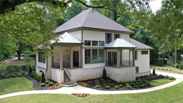 1275 Woods Circle NE, Atlanta, GA 30324 (MLS #6845876) :: The Zac Team @ RE/MAX Metro Atlanta