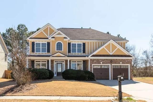 165 Harrison Circle, Covington, GA 30016 (MLS #6845878) :: Path & Post Real Estate
