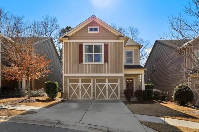 1366 Sandtown Green SW, Marietta, GA 30008 (MLS #6845896) :: Path & Post Real Estate