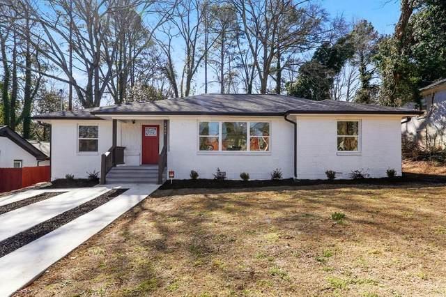 2907 Belvedere Lane, Decatur, GA 30032 (MLS #6845898) :: RE/MAX Prestige