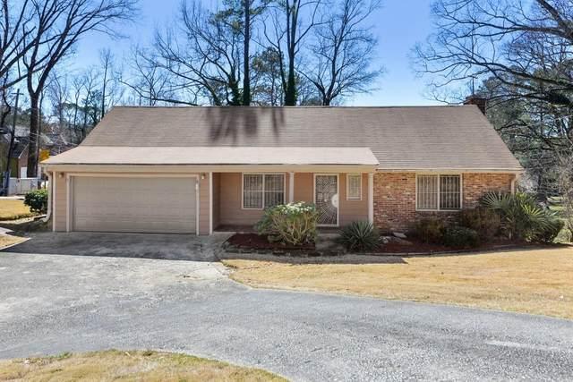 2956 Hogan Road, Atlanta, GA 30344 (MLS #6845906) :: North Atlanta Home Team