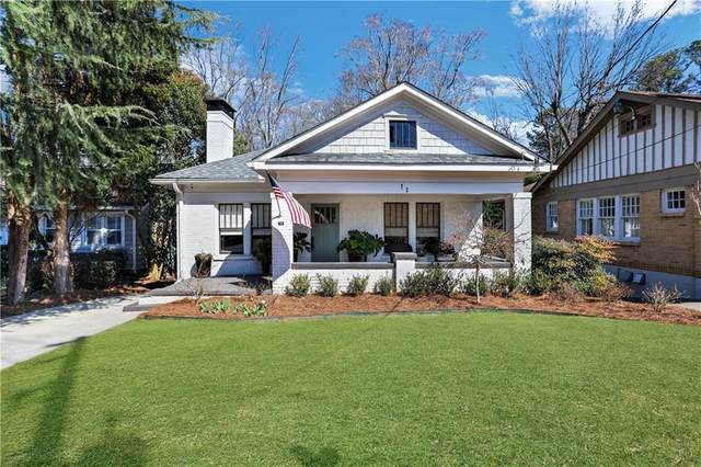 72 Peachtree Hills Avenue NE, Atlanta, GA 30305 (MLS #6845917) :: The North Georgia Group