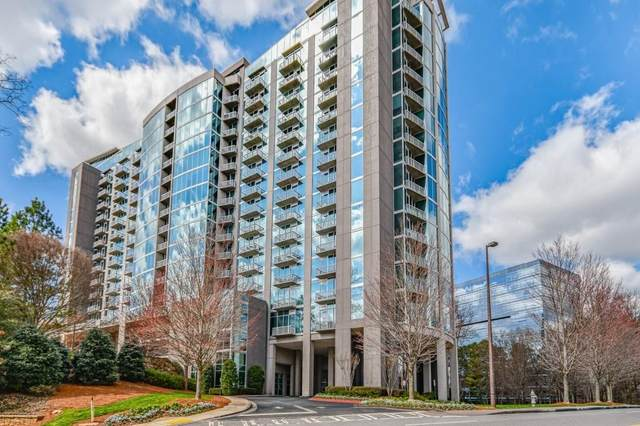 3300 Windy Ridge Parkway #1603, Atlanta, GA 30339 (MLS #6845918) :: North Atlanta Home Team