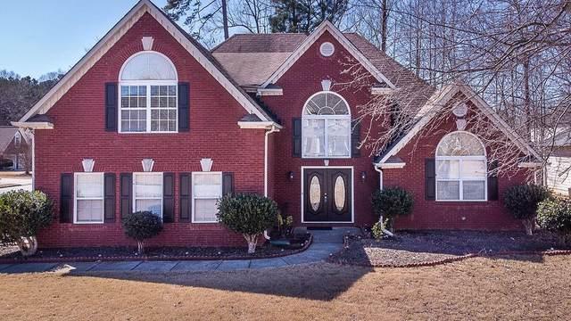 321 Kirkland Drive, Lawrenceville, GA 30044 (MLS #6845927) :: North Atlanta Home Team