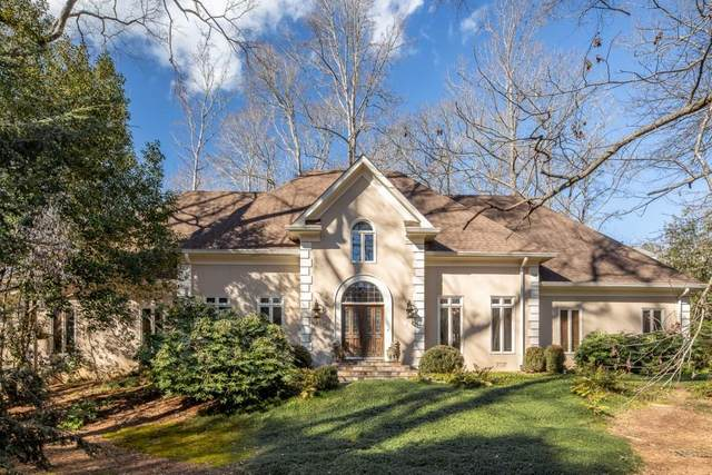 310 Riverhall Court, Sandy Springs, GA 30350 (MLS #6845929) :: The Realty Queen & Team