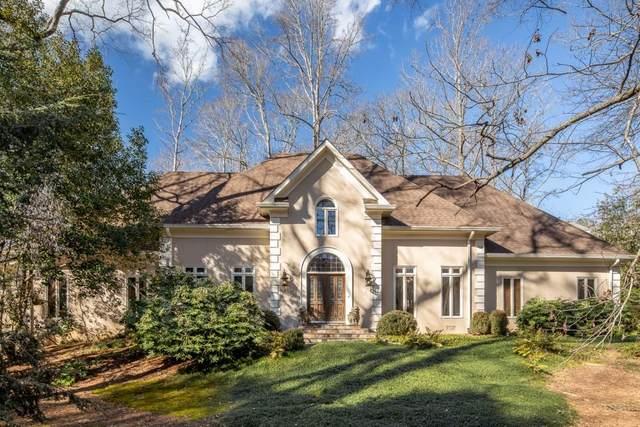 310 Riverhall Court, Sandy Springs, GA 30350 (MLS #6845929) :: Tonda Booker Real Estate Sales