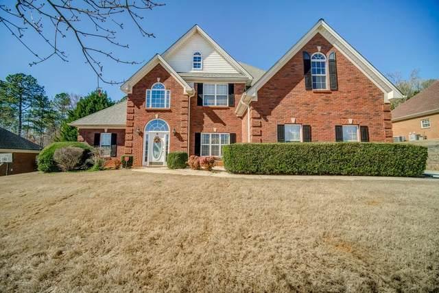 2028 Millstone Drive SW, Conyers, GA 30094 (MLS #6845934) :: North Atlanta Home Team
