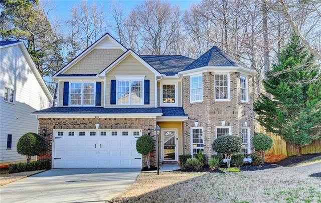 4113 Divot Way, Duluth, GA 30097 (MLS #6845940) :: Tonda Booker Real Estate Sales
