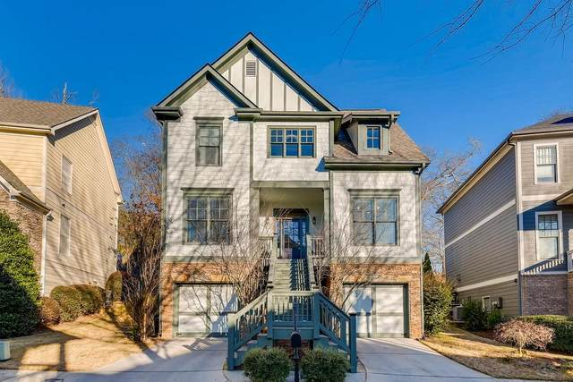 1661 Duncan Drive NW, Atlanta, GA 30318 (MLS #6845958) :: The Zac Team @ RE/MAX Metro Atlanta