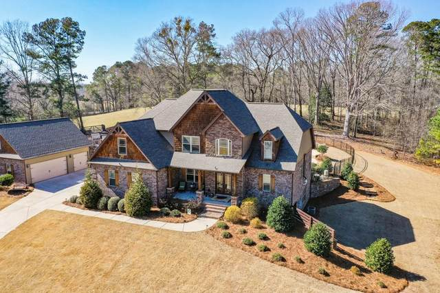 100 Haddock Point, Brooks, GA 30205 (MLS #6845970) :: Path & Post Real Estate