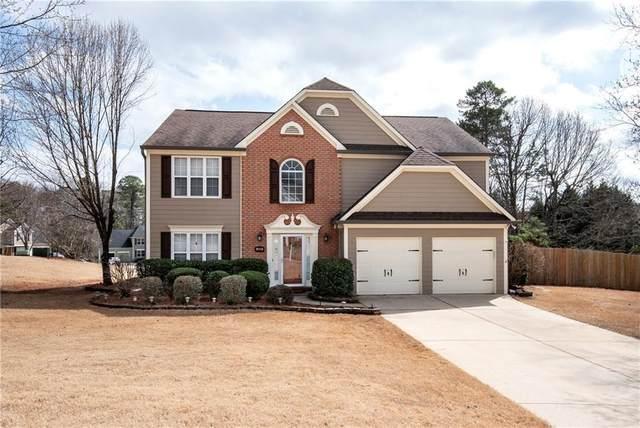 340 Twin Point Way, Suwanee, GA 30024 (MLS #6845977) :: North Atlanta Home Team