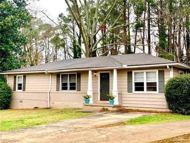 247 Hurt Road SE, Smyrna, GA 30082 (MLS #6845978) :: RE/MAX Prestige