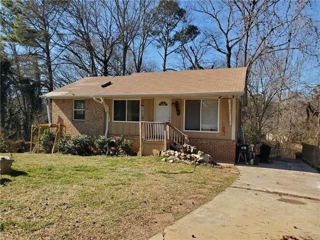 1165 Octavia Street SE, Atlanta, GA 30315 (MLS #6845980) :: KELLY+CO