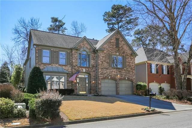 715 Glenridge Close Drive, Sandy Springs, GA 30328 (MLS #6845986) :: North Atlanta Home Team