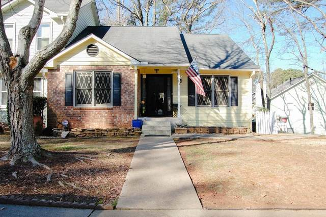 1111 Shiloh Lane NW, Kennesaw, GA 30144 (MLS #6845989) :: Path & Post Real Estate