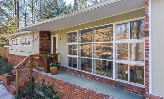 1785 Hummingbird Lane NE, Atlanta, GA 30307 (MLS #6845995) :: RE/MAX Prestige