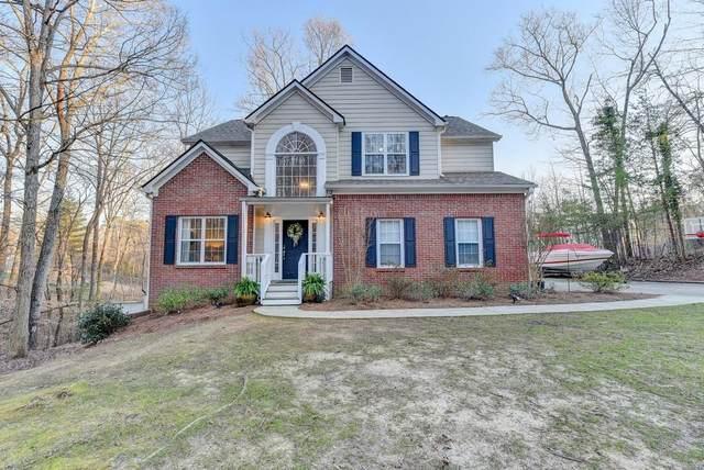 1195 Greenwood Acres Drive, Cumming, GA 30040 (MLS #6845999) :: Scott Fine Homes at Keller Williams First Atlanta