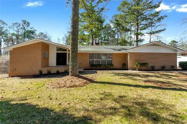 2285 Enon Road SW, Atlanta, GA 30331 (MLS #6846002) :: The Atlanta Real Estate Group