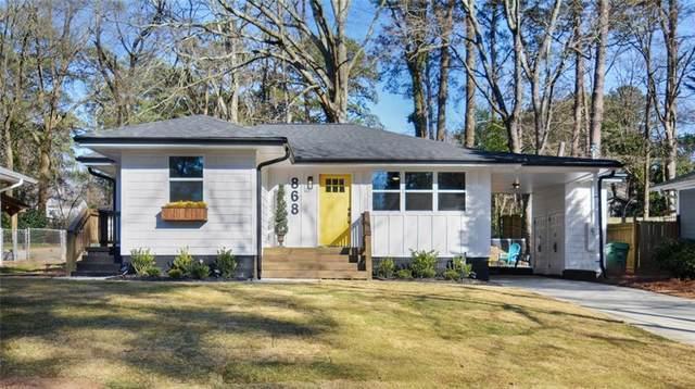 868 Stokeswood Avenue SE, Atlanta, GA 30316 (MLS #6846010) :: North Atlanta Home Team