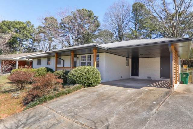 1185 Laurel Hill Drive, Decatur, GA 30033 (MLS #6846015) :: The Realty Queen & Team